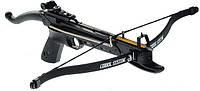 Арбалет Man Kung MK-80A4PL, Рекурсивный, пистолетного типа, пластик. рукоять ц:черный