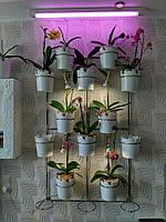 """Подставка для цветов """"Ирина"""" на 15 колец"""