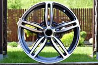 Литые диски R20 5x120, купить литые диски на BMW 5 E60 7 E65 F01 6 F06 M3 M5
