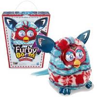 Интерактивный Фёрби Бум Furby Boom, новогодний Furby Boom Plush Toy (Holiday Edition) из США