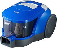 Пылесос без мешка LG VK69164N 1600/350 Вт, синий, составные трубки.