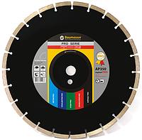 Круг алмазный 1A1RSS/C1 HIT Baumesser Asphalt Pro 500 мм сегментный диск по асфальту и свежему бетону