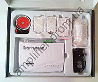 GSM-сигнализация (беспроводная, русифицированная)