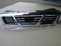 Решетка радиатора Нексия -08 Хром Китай