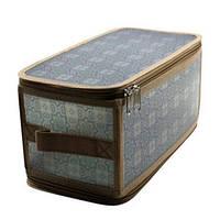 Коробка для хранения Handy Home на молнии серая, S
