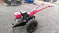 Мотоблок гибрид Булат WM 16 (бензин воздушного охлаждения 16 л.с., ручной стартер)