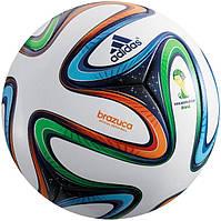 Официальный футбольный мяч  Adidas Brazuca OMB