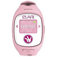 Детский телефон-часы с GPS/LBS/WIFI трекером FIXITIME Pink (FT-201P)