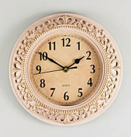 """Настенные часы """"Лепка"""" маленькие, 26*5 см."""