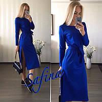 Модное  Платье , французкий трикотаж !