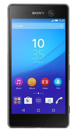 Смартфон Sony E5633 Xperia M5 DS Black, фото 2