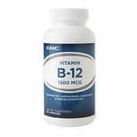 Витамины VITAMIN B-12 1500 mcg 90 капсул