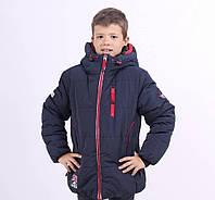 Куртка KIKO зимняя для мальчика ТИНСУЛЕЙТ  146, 152, 158, 164