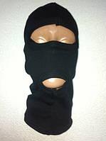 Шапка-маска с вырезом под рот(Балаклава) трикотаж