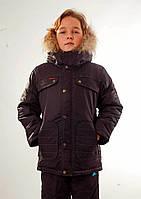Куртка зимняя для мальчика Donilo 116,122,128,134,140