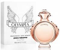 Тестер. Женская парфюмированная вода Paco Rabanne Olympea (Пако Рабан Олимпия), 80 мл
