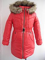 Зимняя курточка на девочку. размеры 36 , 38, 40, 42