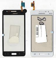 Сенсор Samsung G530H Grand Prime White белый