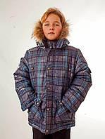 Куртка зимняя для мальчика Donilo на холлофайбере 134,140,146