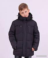 Куртка зимняя SnowImage технология тинсулейт классика 140,146,152,158,164
