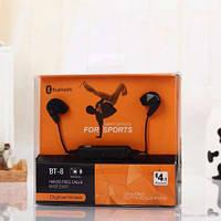 Беспроводные Bluetooth наушники с микрофоном BT-8