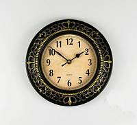 Стильные настенные часы 26х4 см. Супер цена!