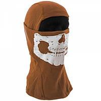 Балаклава с черепом Skull Desert Fostex