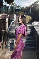 Платье женское гипюр , фото 1