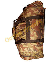 Сумка рюкзак 1233 военная 70 литров камуфляж