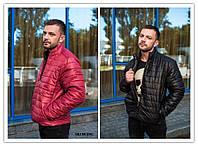 Мужская куртка весна-осень двусторонняя 08238 (04)
