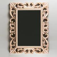 Настенное зеркало в классическом багете (46*61 см)
