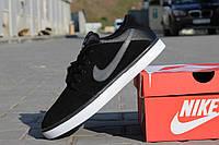 Кроссовки мужские зимние Nike SUKETO замшевые