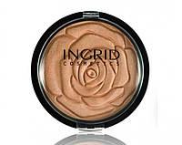 Бронзатор-пудра для лица Ingrid Cosmetics Bronzing HD Beauty Innovation 25 gr