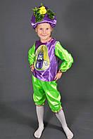 Детский костюм Баклажан Синенький на праздник Осени. Карнавальный маскарадный костюм для детей. Новый!