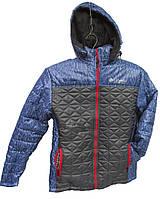 Куртка детская на мальчика зимняя флис