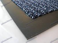 Коврик грязезащитный Премиум петля 40х60см., синий