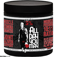 Аминокислоты рич пиана RichPiana 5% Nutrition	ALL DAY YOU MAY, 465 g + (пробник rich piana)