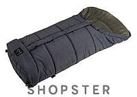 Тёплый флисовый конверт Kaiser  JOOY Melange, размеры  105 х 45 см (темно-синий)