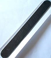 Пилочка 2-сторонняя черная