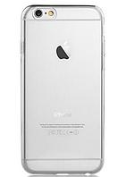 Мягкий прозрачный силиконовый чехол для Iphone 7 (4.7)