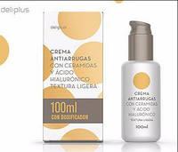 Крем дневной против первых признаках старения и морщин для всех типов кожи от Deliplus