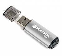 Флеш память PLATINET USB2.0 X-DEPO 32GB SILVER(42970)
