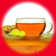 Черный Чай Имбирный / Ginger Black Tea 10 мл, 0 мг/мл, 50PG - PUFF Жидкость для электронных сигарет (Заправка)