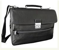 Сумка-портфель кожаная с отделением для ноутбука Katana 69125