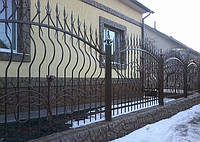 Кована огорожа (950), фото 1