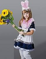 Детский карнавальный костюм Зайчиха Обруч