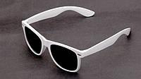 Очки солнцезащитные Wayfarer Ray Ban белые