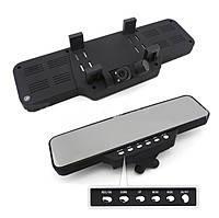 Автомобильный видеорегистратор-зеркало DV-10