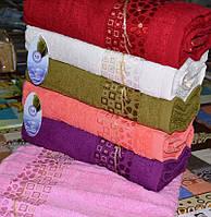 Полотенца лицевые Цветной кубик
