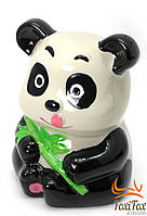 Керамическая копилка Панда с веткой